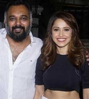 Nushrat Bharucha with Luv Ranjan