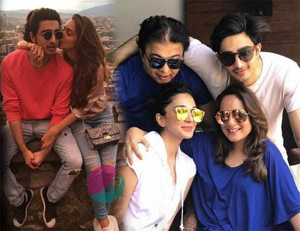 Kiara Advani family